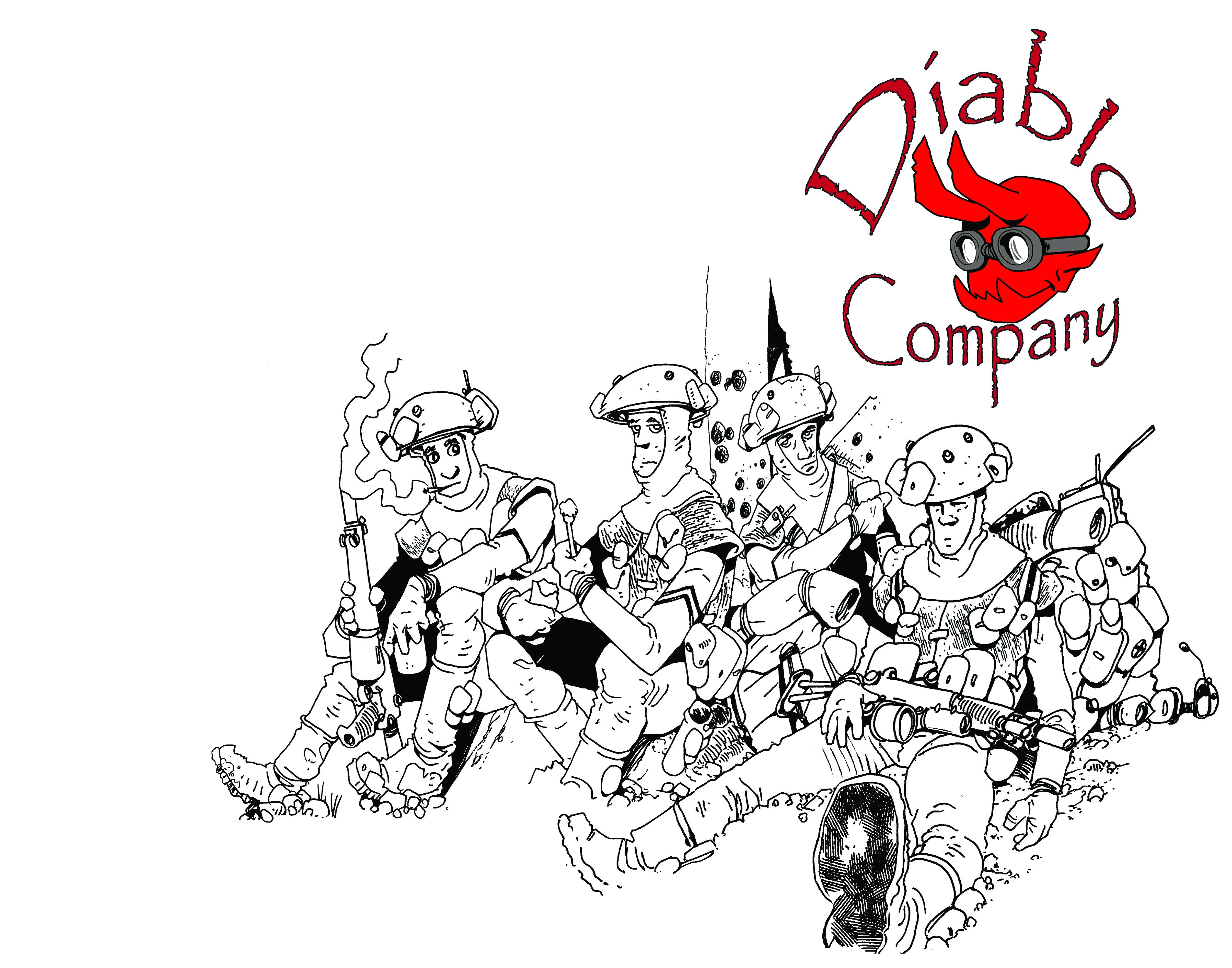 Take 5 Diablo